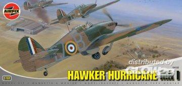 Hawker Hurricane Mk I · AX 04102 ·  Airfix · 1:48