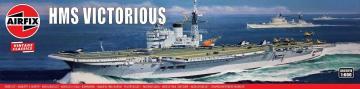 HMS Victorious · AX 04201V ·  Airfix · 1:600