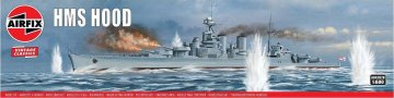 HMS Hood, Vintage Classics · AX 04202V ·  Airfix · 1:600