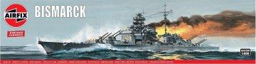 Bismarck, Vintage Classics · AX 04204V ·  Airfix · 1:600