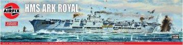 HMS Ark Royal, Vintage Classics · AX 04208V ·  Airfix · 1:600