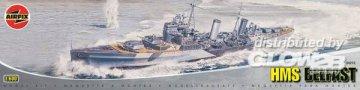 Leichter Kreuzer HMS Belfast · AX 04212 ·  Airfix · 1:600