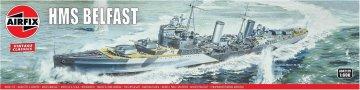 HMS Belfast - Vintage Classics · AX 04212V ·  Airfix · 1:600