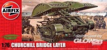 Churchill Bridge Layer · AX 04301 ·  Airfix · 1:76
