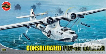 Consolidated PBY-5 A Catalina · AX 05007 ·  Airfix · 1:72