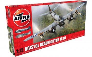 Bristol Beaufighter Mkx (Late) · AX 05043 ·  Airfix · 1:72