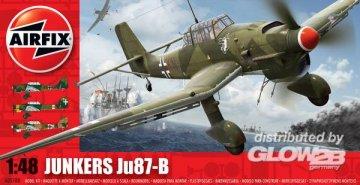 Junkers Ju 87 B Stuka · AX 05100 ·  Airfix · 1:48