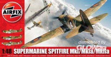 Supermarine Spitfire Mk.I · AX 05115A ·  Airfix · 1:48