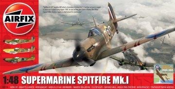 Supermarine Spitfire Mk.I · AX 05126 ·  Airfix · 1:48