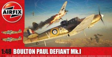 Boulton Paul Defiant Mk.I · AX 05128 ·  Airfix · 1:48