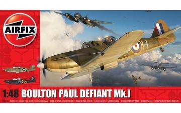 Boulton Paul Defiant Mk.1 · AX 05128A ·  Airfix · 1:48