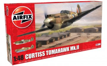 Curtiss Tomahawk Mk. IIB · AX 05133 ·  Airfix · 1:48