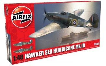 Hawker Sea Hurricane MK.IB · AX 05134 ·  Airfix · 1:48