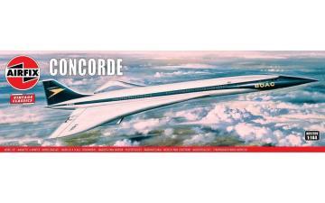 Concorde Prototype (BOAC) · AX 05170V ·  Airfix · 1:144