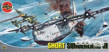 Short Sunderland III · AX 06001 ·  Airfix · 1:72