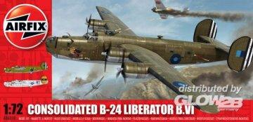 B-24 Liberator · AX 06010 ·  Airfix · 1:72