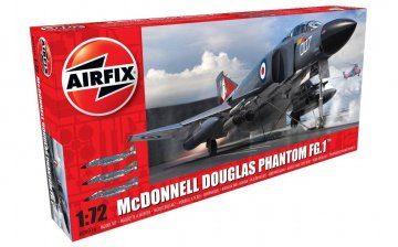 McDonnell Douglas FG.1 Phantom-Royal Navy · AX 06016 ·  Airfix · 1:72