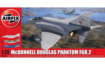 McDonnell Douglas FGR2 Phantom · AX 06017 ·  Airfix · 1:72
