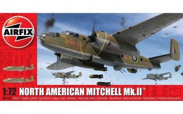 North American Mitchell Mk.II · AX 06018 ·  Airfix · 1:72