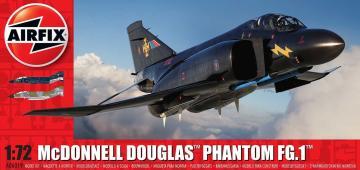 McDonnell Douglas FG.1 Phantom-RAF · AX 06019 ·  Airfix · 1:72