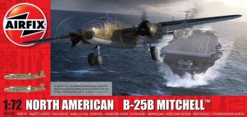 North American B25B Mitchell Doolittle Raid · AX 06020 ·  Airfix · 1:72