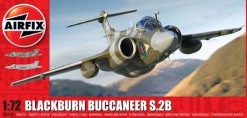 Blackburn Buccaneer S.2 RAF · AX 06022 ·  Airfix · 1:72