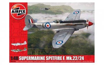 Supermarine Spitfire Mk22/24 · AX 06101A ·  Airfix · 1:48