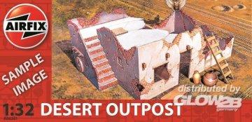 Desert Outpost · AX 06381 ·  Airfix · 1:32