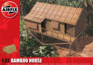 Bamboo House · AX 06382 ·  Airfix · 1:32