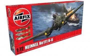 Heinkel He 111 H6 · AX 07007 ·  Airfix · 1:72