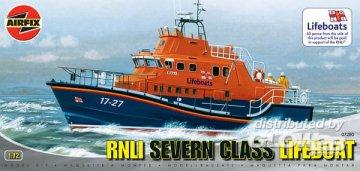 RNLI Severn Class Lifeboat · AX 07280 ·  Airfix · 1:72