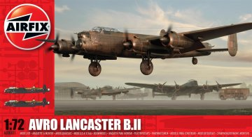 Avro Lancaster BII · AX 08001 ·  Airfix · 1:72