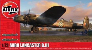 Avro Lancaster B.I/B.III · AX 08013A ·  Airfix · 1:72