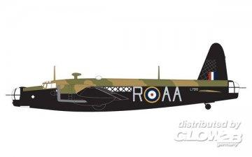 Vickers Wellington Mk.IC · AX 08019 ·  Airfix · 1:72