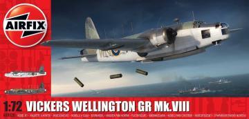 Vickers Wellington Mk.VIII · AX 08020 ·  Airfix · 1:72