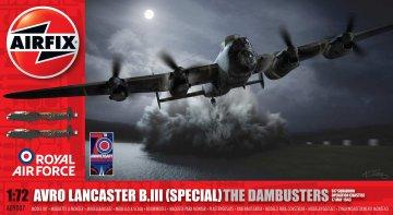 Dambuster Lancaster · AX 09007 ·  Airfix · 1:72