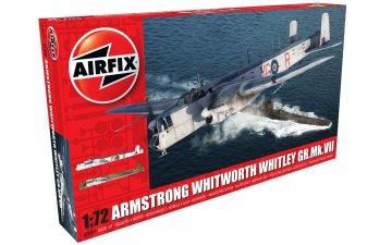 Armstrong Whitworth Whitley Mk.VII · AX 09009 ·  Airfix · 1:72