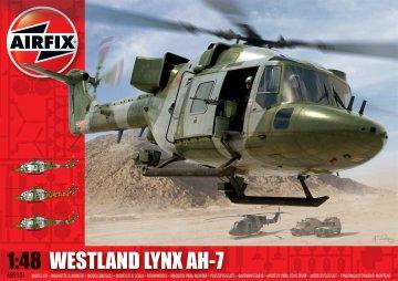 Westland Army Lynx AH1-7 · AX 09101 ·  Airfix · 1:48