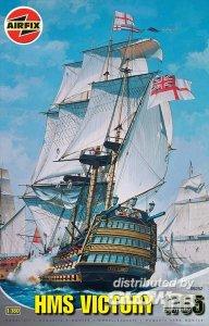 HMS Victory · AX 09252 ·  Airfix · 1:180