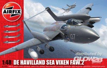 H.S. Sea Vixen · AX 11002 ·  Airfix · 1:48