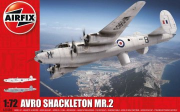 Shackleton · AX 11004 ·  Airfix · 1:72