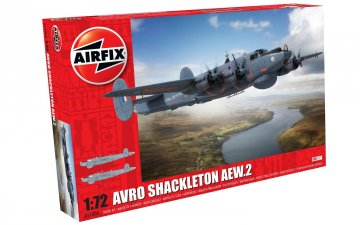 Avro Shackleton AEW · AX 11005 ·  Airfix · 1:72