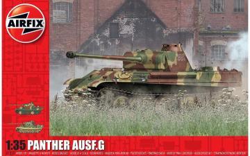 Panther Ausf G. · AX 1352 ·  Airfix · 1:35