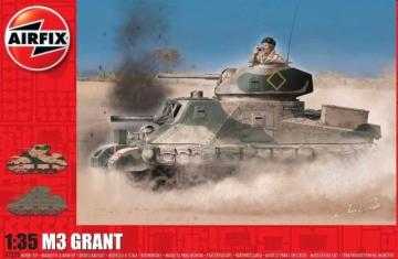 M3 Lee / Grant · AX 1370 ·  Airfix · 1:35