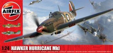 Hawker Hurricane Mk I · AX 14002A ·  Airfix · 1:24