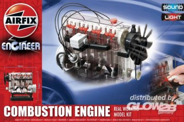 Verbrennungsmotor -  Young Scientist · AX 42509 ·  Airfix · 1:72