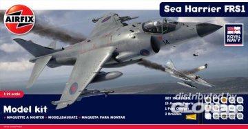 Sea Harrier FRS1 · AX 50010 ·  Airfix · 1:24