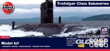 Trafalgar Class Submarine Gift Set · AX 50021 ·  Airfix · 1:350