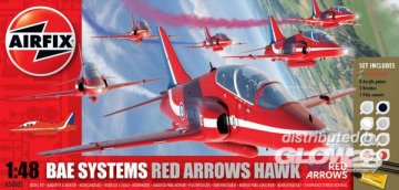 RED ARROW HAWK GIFT COLLECTION · AX 50031A ·  Airfix · 1:48