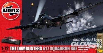 Dambusters Geschenk-Set · AX 50061 ·  Airfix · 1:72